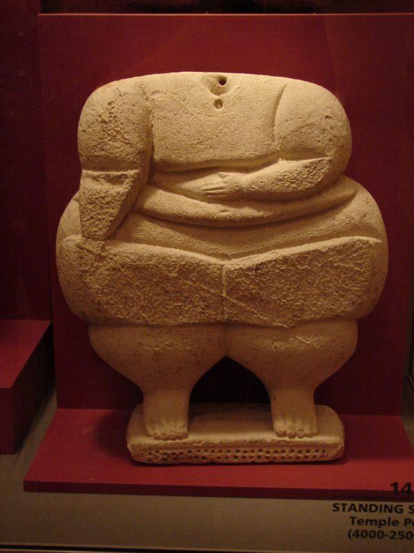 Headless Maltese Goddess
